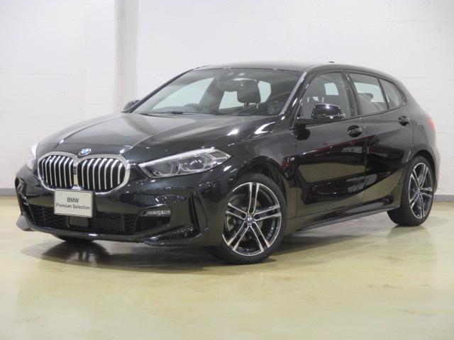 BMW 118i Mスポーツ HDDナビ 衝突軽減