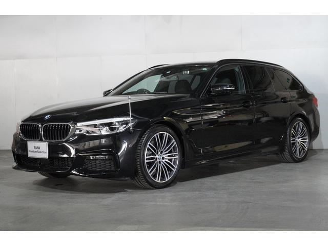 BMW 5シリーズ 523iツーリング Mスポーツ サンルーフ ハーマンカードン