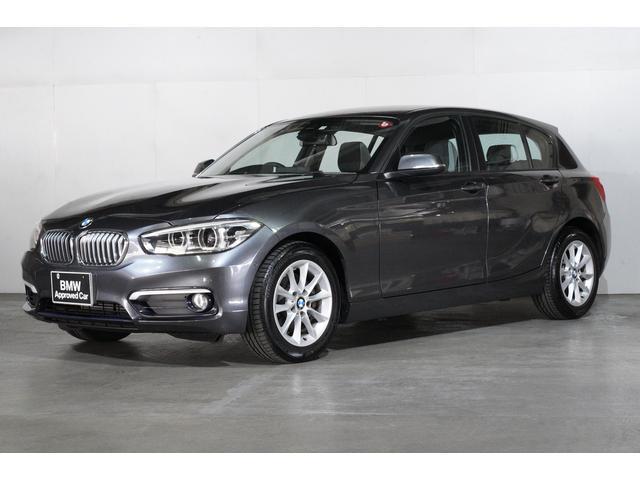BMW 1シリーズ 118i スタイル HDDナビ バックカメラ