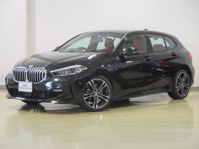 BMW 1シリーズ 118i Mスポーツ 電動トランク 赤色レザーシート