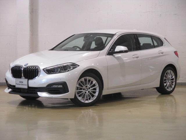 BMW 1シリーズ 118i プレイ タッチパネルナビ 電動トランク ブラックレザー