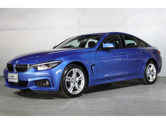 BMW 420i xDriveグランクーペ Mスポーツ ドライビングアシスト ACC SOSコール