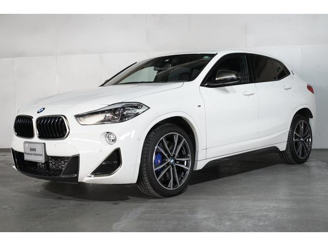 BMW X2 M35i 認定中古車 黒革 306PS