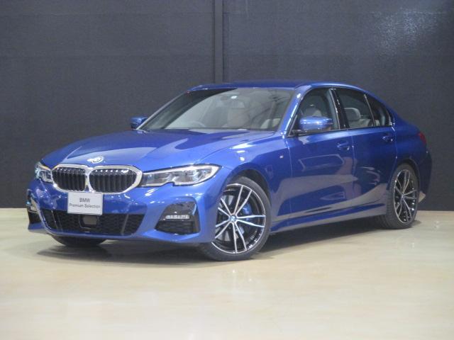 BMW 320i Mスポーツ ハイラインパッケージ オイスターレザー 地デジ