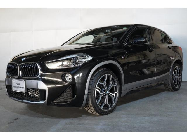 BMW xDrive 18d MスポーツX ハイラインパック ACC衝突軽減 ヘッドアップディスプレイ オートトランク スマートキー ブラックレザーFヒーター