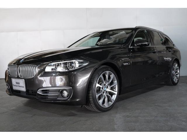 BMW 535i xDriveツーリング モダン 左H ノンスモーカーPKG 19incホイール スポーツオート パノラマサンルーフ ソフトクローズ コンフォートシートFベンチレーション リアシートヒーター ACC衝突軽減レーンチェンジ
