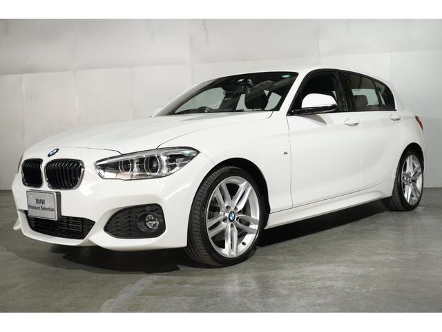 BMW 118d Mスポーツ 認定中古車 リアビューカメラ
