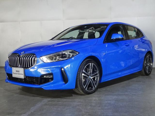BMW 1シリーズ 118i Mスポーツ 被害軽減ブレーキ ACC