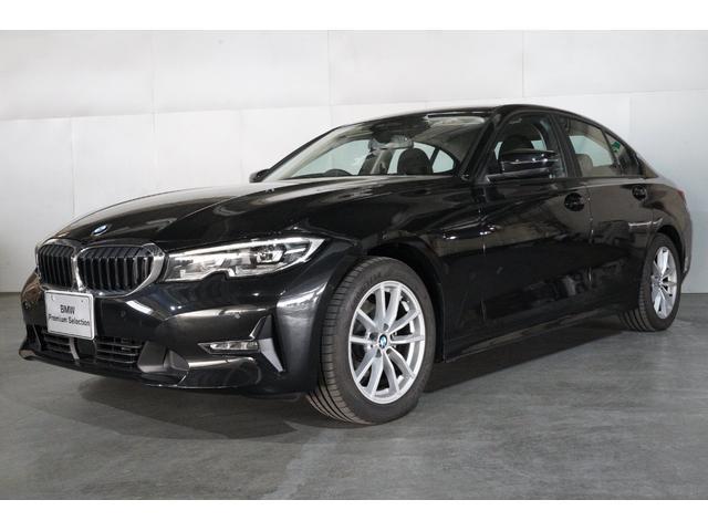 BMW 3シリーズ 318i パーキングアシスト