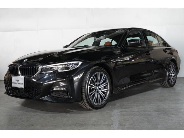 BMW 3シリーズ 330e Mスポーツ ハイラインパッケージ コニャックレザー TVファンクション