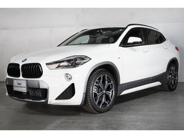BMW xDrive 18d MスポーツX 電動トランク 認定中古車
