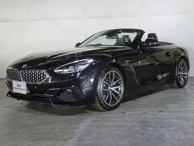 BMW Z4 sDrive20i スポーツ ACC 黒革 シートヒーター 2年保証