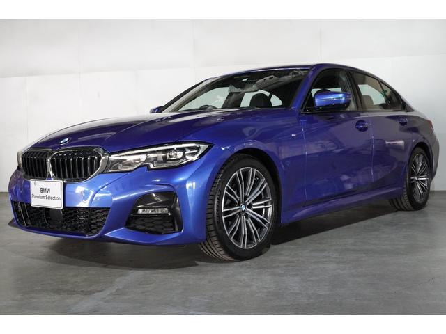 BMW 3シリーズ 320i Mスポーツ トップビューカメラ 電動トランク