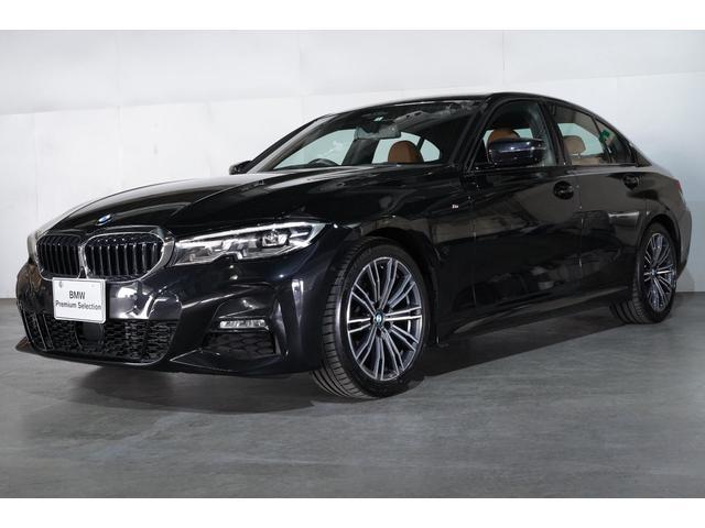 BMW 320i Mスポーツ ハイラインパッケージ コニャックレザーシート フロントカメラ