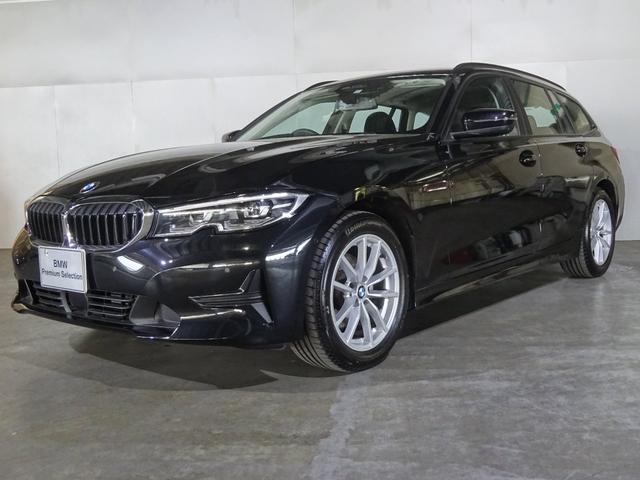 BMW 320d xDriveツーリング 電動リアゲート トップビューカメラ