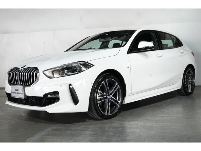 BMW 1シリーズ 118i Mスポーツ ACC衝突軽減レーンチェンジ オートトランク コンフォートPKG
