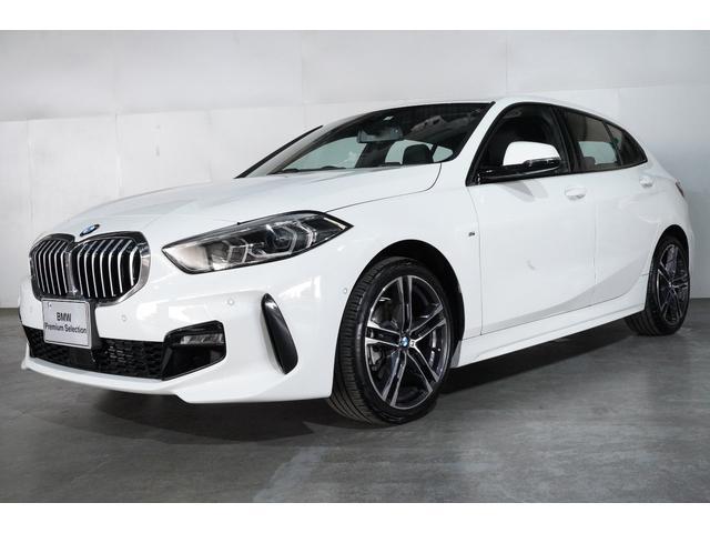 BMW 118i Mスポーツ ACC衝突軽減 レーンチェンジ リバースアシスト オートトランク ワイヤレスチャージング