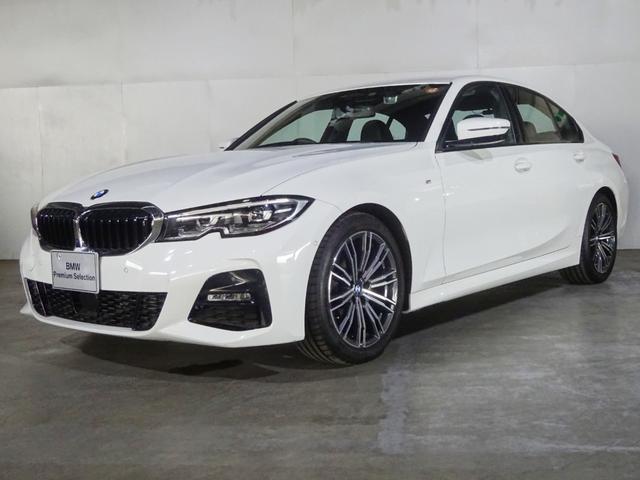 BMW 320i Mスポーツ ハイラインパッケージ TVファンクション