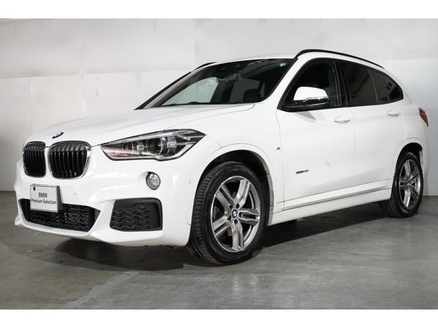 BMW sDrive 18i Mスポーツ インテリジェントセーフティ