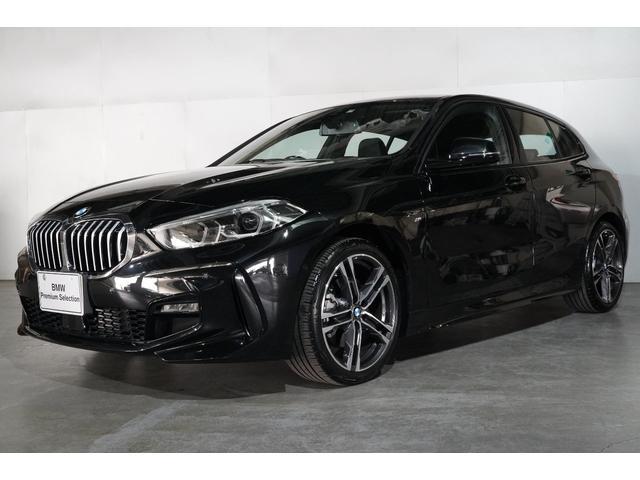 BMW 1シリーズ  118d Mスポーツ ブラックレザーシート