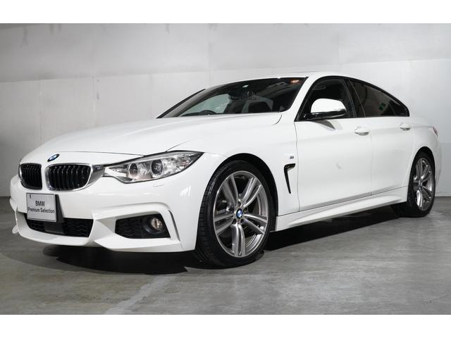 BMW 420iグランクーペ Mスポーツ サンルーフ