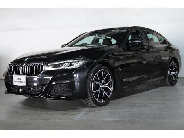 BMW 523d xDriveMスポーツエディションジョイ+ 認定中古車 ブラックレザーシート