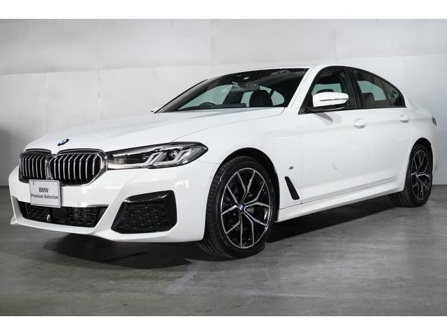 BMW 523i Mスポーツ 認定中古車 ブラックレザー