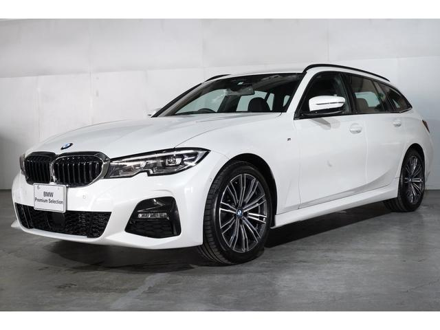 3シリーズ(BMW) 320d xDriveツーリング Mスポーツ ブラックレザー 全方向カメラ BMWライブコクピット 中古車画像