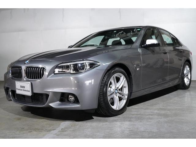 BMW 523d Mスポーツ ハイラインパッケージ 黒レザー 認定中古車