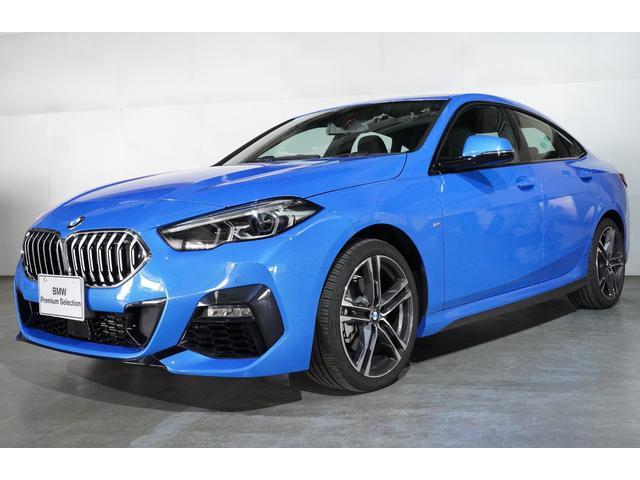 BMW 218iグランクーペ Mスポーツ ACC 18インチ ナビパッケージ 弊社デモカー
