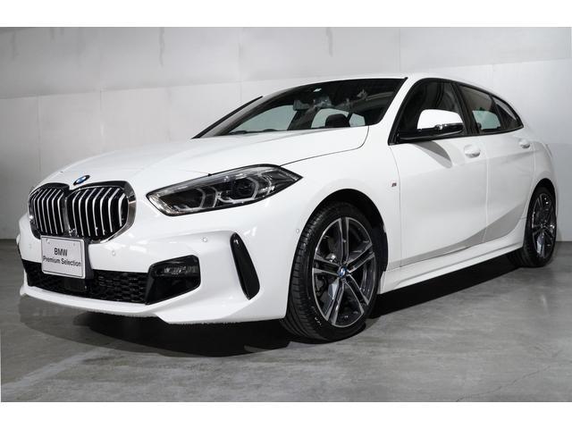 BMW 118i Mスポーツ ナビパッケージ コンフォートパッケージ ストレージパッケージ 18インチアロイ弊社デモカー