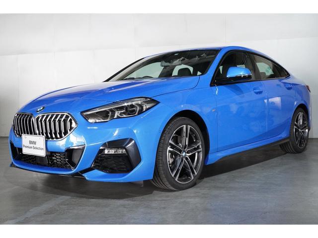 BMW 218dグランクーペ Mスポーツエディションジョイ+ アクティブクルーズコントロール 運転席電動シート