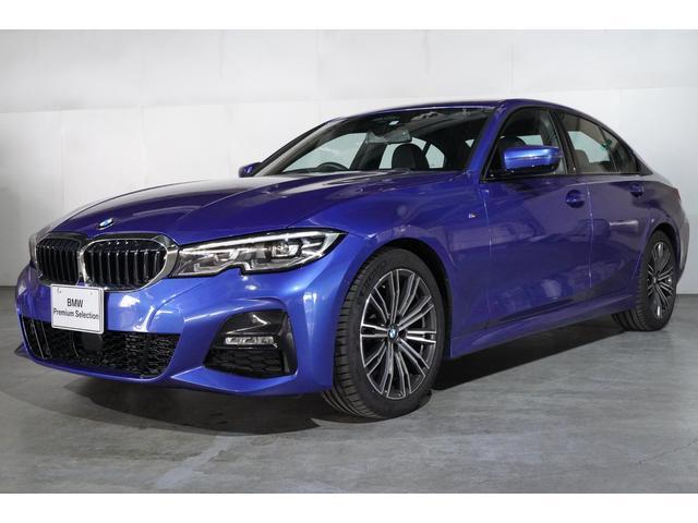BMW 3シリーズ 320i Mスポーツ コンフォートパッケージ パーキングアシストプラス アンビエンテライトレス アクティブクルーズコントロール
