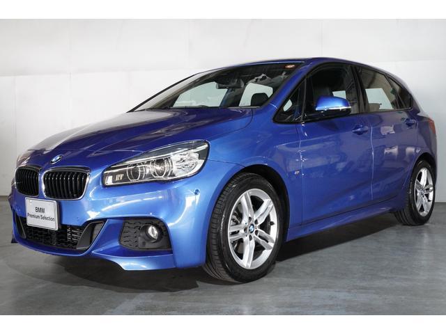 BMW 218iアクティブツアラー Mスポーツ ブラックレザー フロントシートヒーター 衝突軽減ブレーキ 車線逸脱警告 全国保証