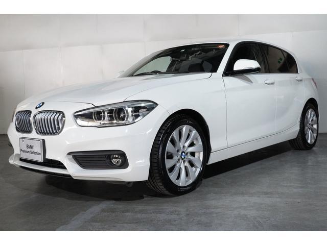 BMW 1シリーズ 118i セレブレーションエディション マイスタイル 衝突軽減 バックカメラセンサー シートヒーター LEDヘッドライト