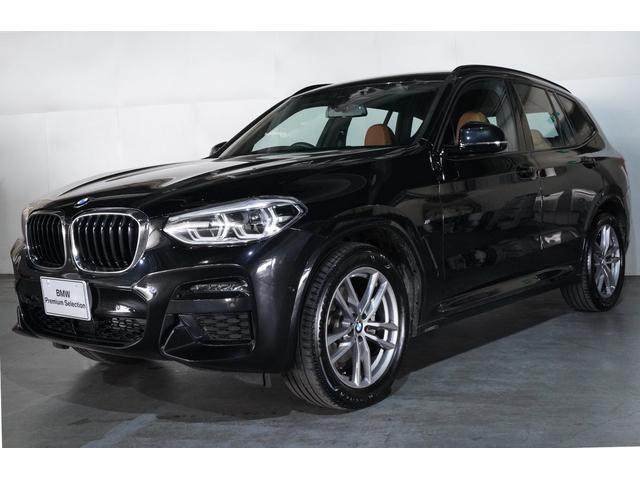 BMW X3 xDrive 20d Mスポーツハイラインパッケージ コニャックレザー ハイライン リアシートアジャスト