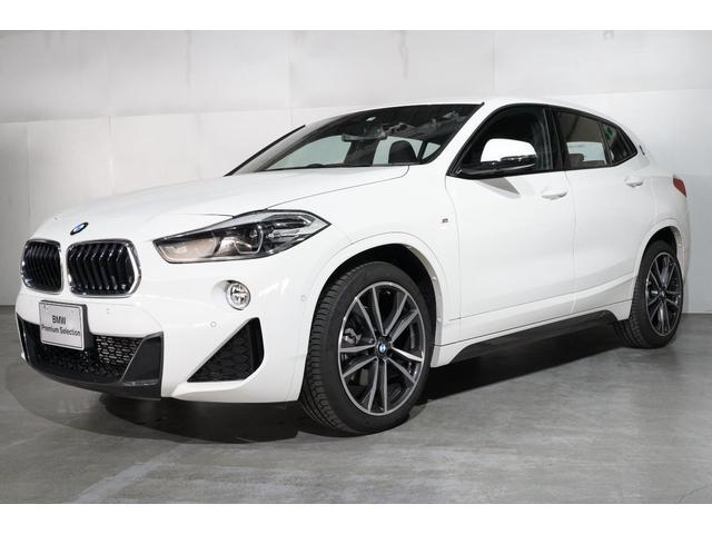 BMW X2 Mスポーツ エディションサンライズ ブラックレザーシート 2020エディションサンライズ