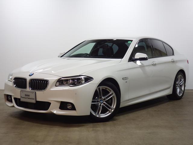 BMW 523d Mスポーツ ハイラインパッケージ ACC