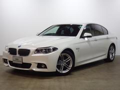 BMW523d Mスポーツ ハイラインパッケージ ACC