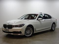 BMW 740i SR レーザーライト ACC CarbonCORE