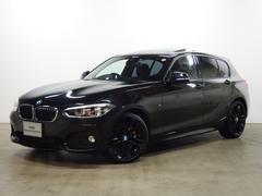 BMW118d Mスポーツ パーキングサポートP SR LED