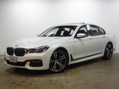 BMW740i Mスポーツ SR レーザーライト ACC HUD