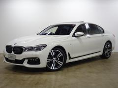 BMW740i Mスポーツ レーザーライト ACC HUD SR