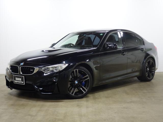 BMW M3 DCT harman/kardon 黒革 パドルシフト