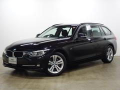 BMW320iツーリング スポーツ ストレージP 17AW ACC