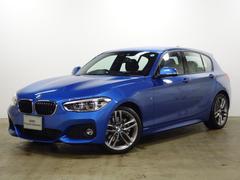 BMW118i Mスポーツ アドバンスドパーキングサポートP
