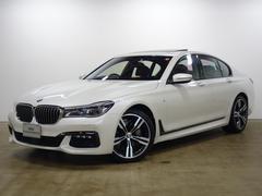 BMW740d xDrive Mスポーツ リアコンフォートP SR