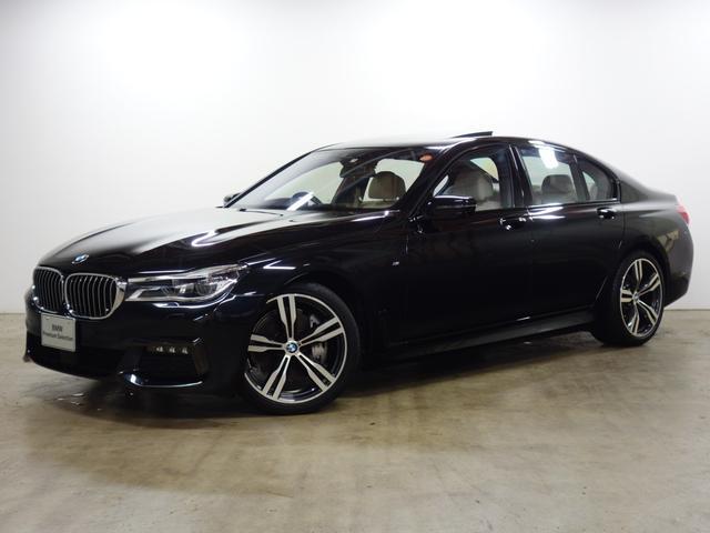 BMW 740i Mスポーツ 20AW ACC LED SR パドル