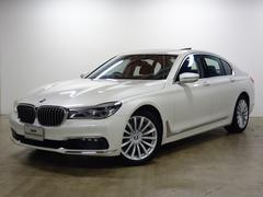 BMW740i プラスパッケージ 19AW SR ACC HUD