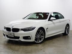 BMW440iカブリオレ Mスポーツ 19AW ACC パドル